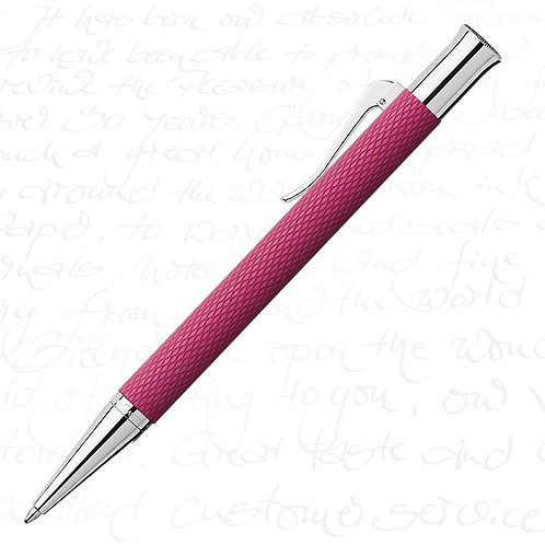 Graf Von Faber Castell Electric Pink Ballpoint