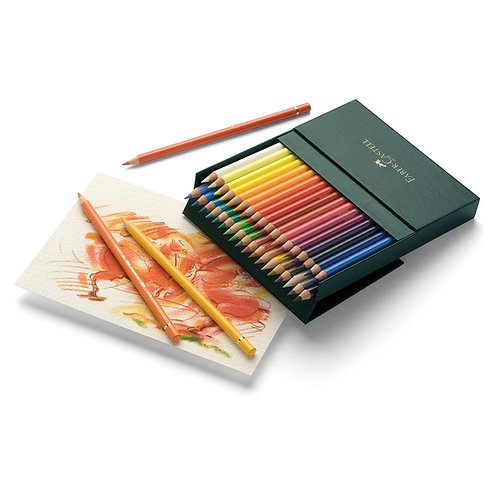 Faber Castell Polychromos Gift Box 36 Colored Pencils