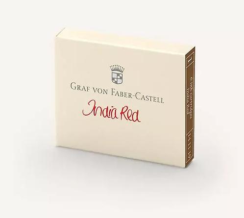 Graf Von Faber Castell India Red