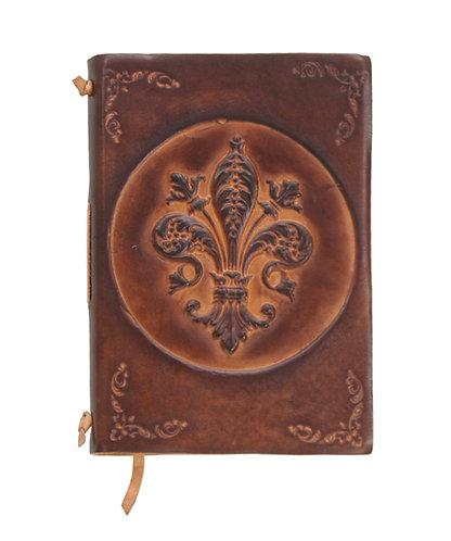 Artistico Fleur de Lis Journal