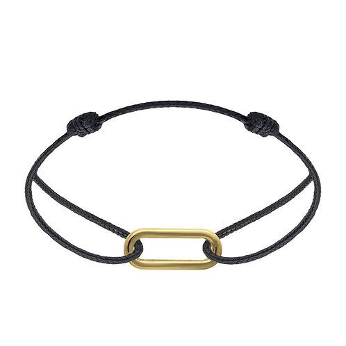Bracelet HIPPODROME PM or