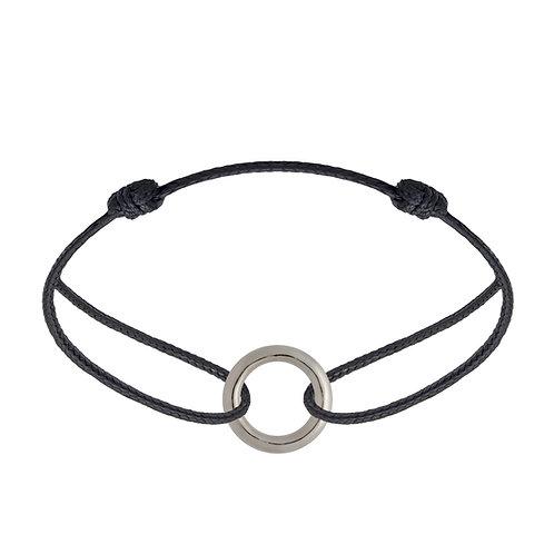 Bracelet ROND 16 argent