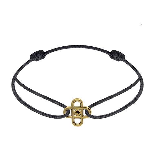 Bracelet CROSS 16 PASTILLE or