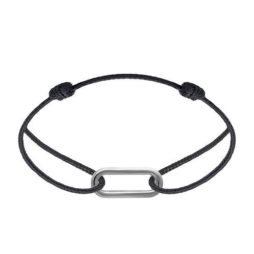 Bracelet HIPPODROME PM argent