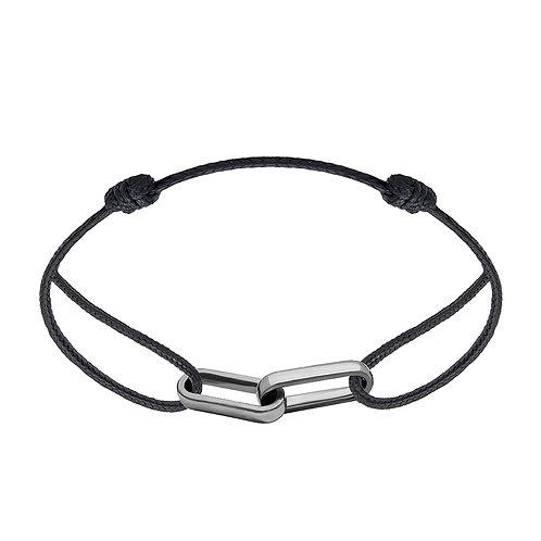 Bracelet YOU & ME PM argent