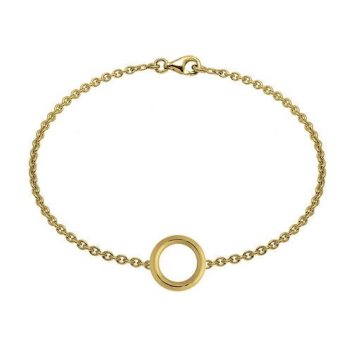 Bracelet Chaîne ROND 13 or