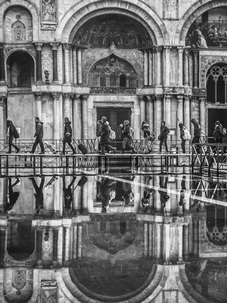 Crossing San Marco