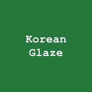 Korean Glaze