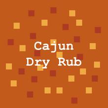 Cajun Dry Rub