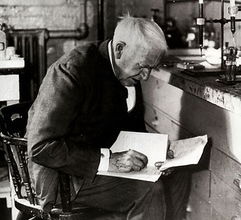 Thomas Edison's Famed Notebooks