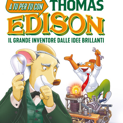 Face to Face with Thomas Edison