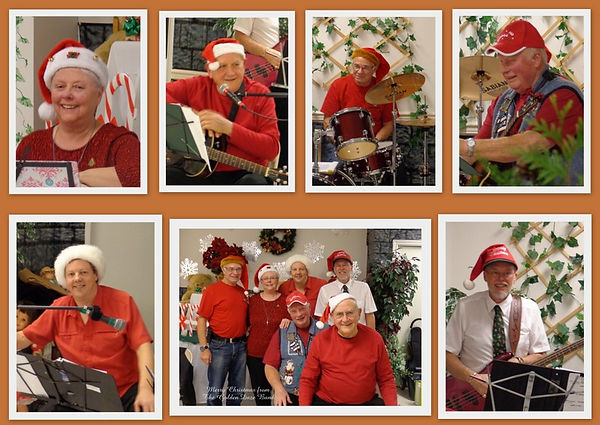 WH Golden Daze Band Christmas 20141.jpg