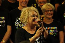 Cathy - Choir director and Leader