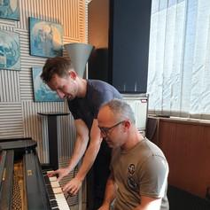 Gaetano Di Giacomo Recording  New Encoun