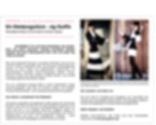 Ana Gramm Fashion Upper Class Magazin