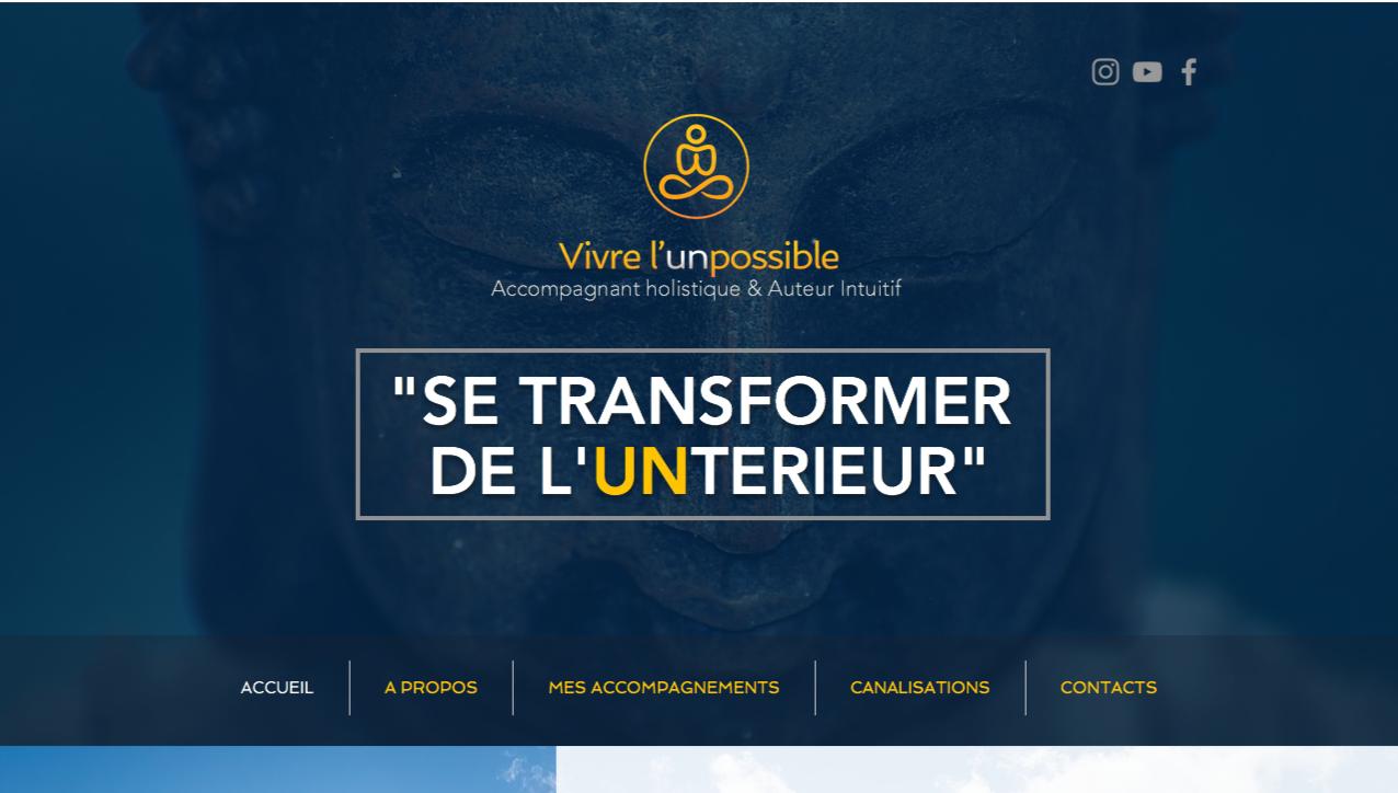 VIVRE L'UNPOSSIBLE