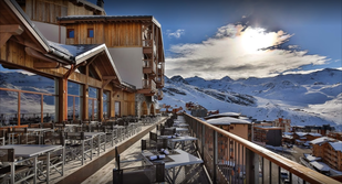 HOTEL KOH-I-NORVAL -  THORENS
