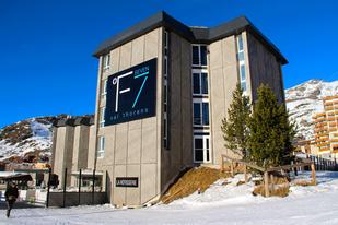 HOTEL FAHRENHEIT SEVEN - VAL THORENS
