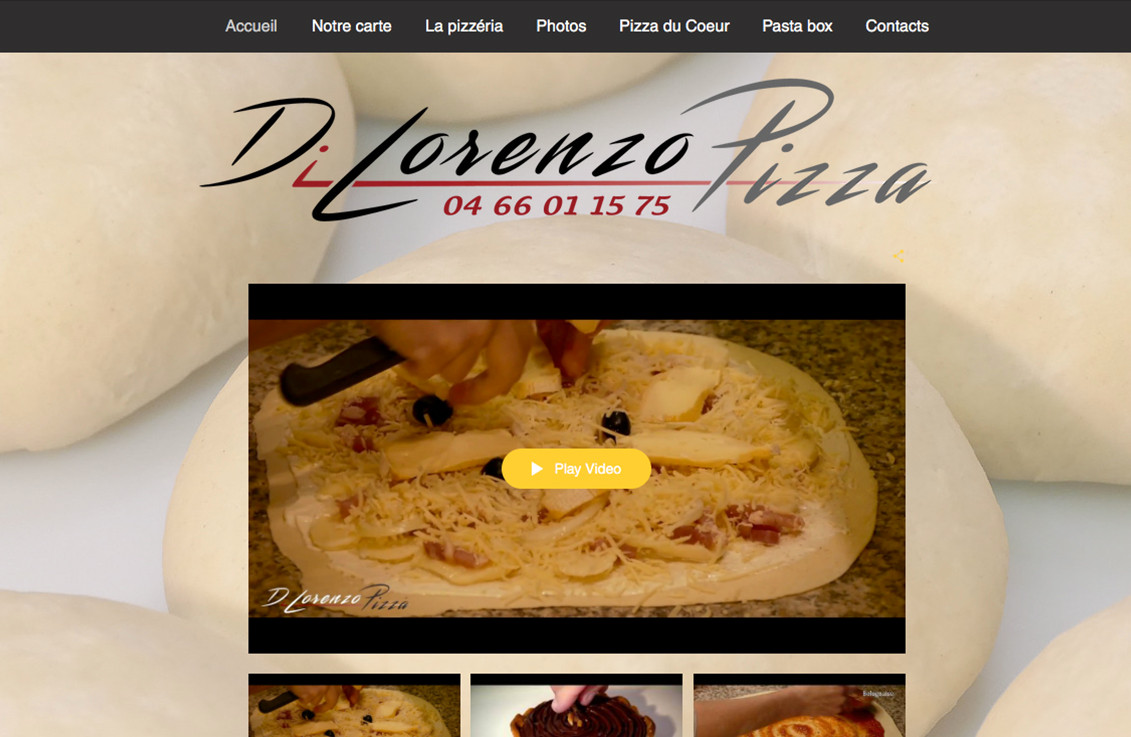 DI LORENZO PIZZA