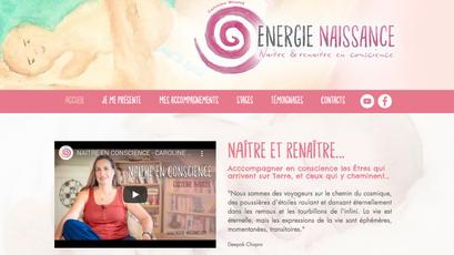 ENERGIE NAISSANCE