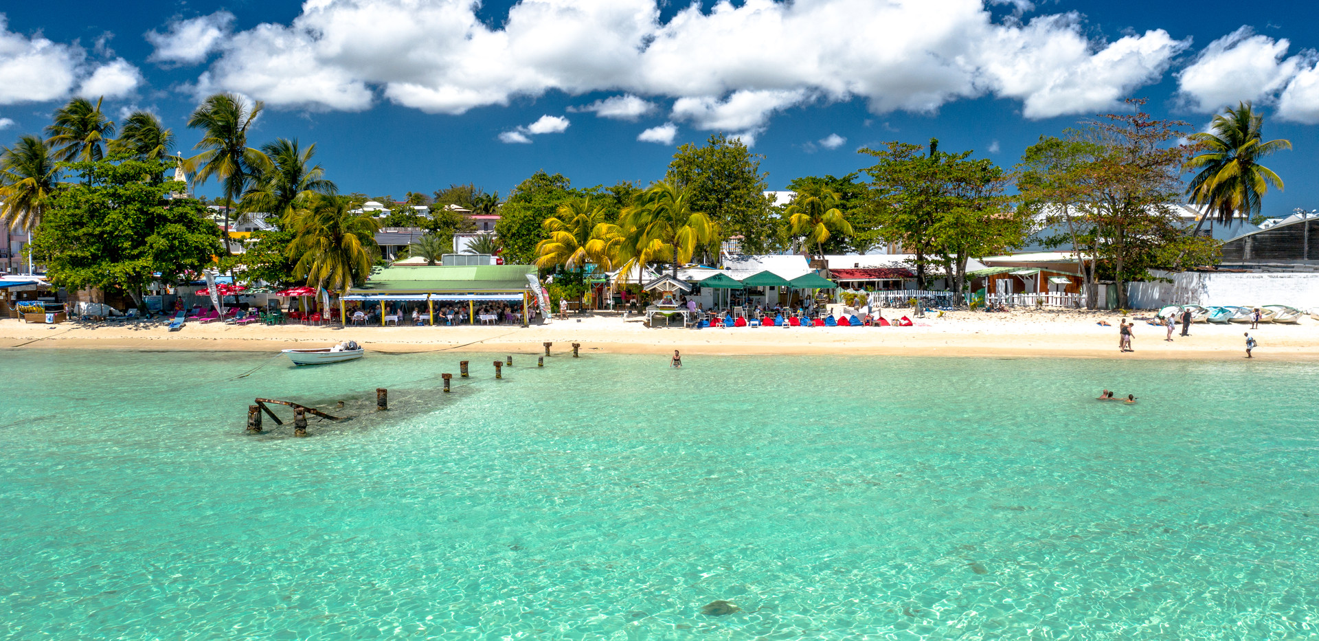 PLAGE ST ANNE - GUADELOUPE