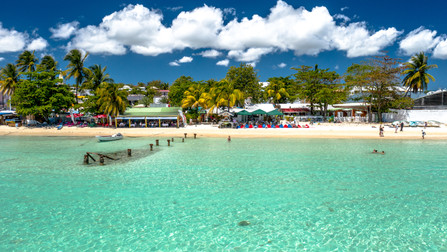 ST ANNE - GUADELOUPE