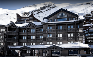 HOTEL LE FITZ ROY - VAL THORENS