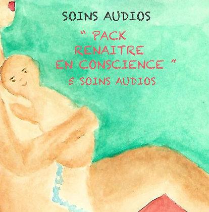 SOIN AUDIO - PACK RENAISSANCE