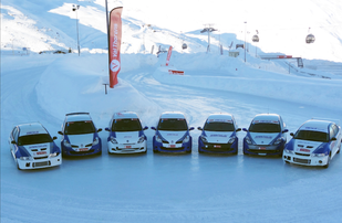 CIRCUIT ICE DRIVING VAL THORENS