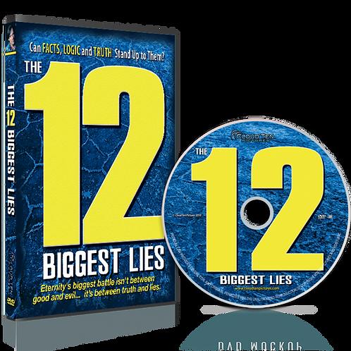 12 Biggest Lies, The (DVD)