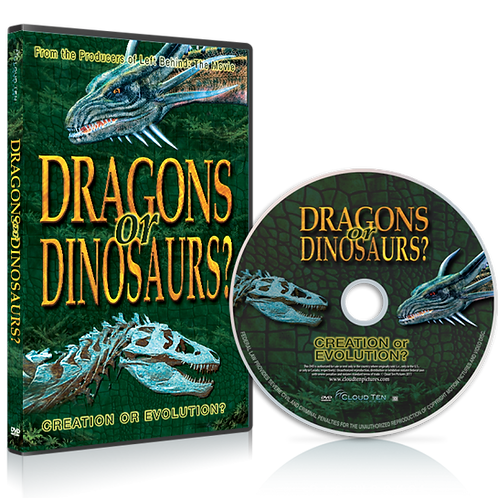 Dragons Or Dinosaurs? (DVD)