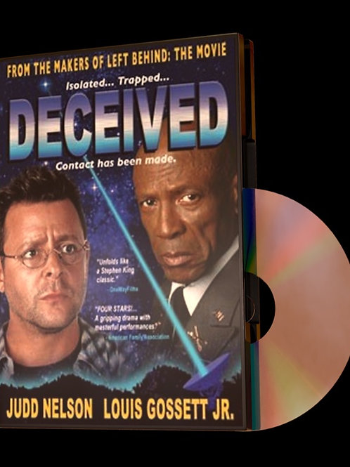 Deceived (DVD)