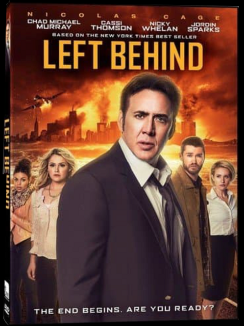Left Behind Movie (2014)