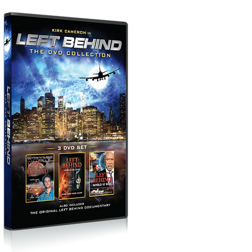 Left Behind Trilogy (DVD 3-pack)