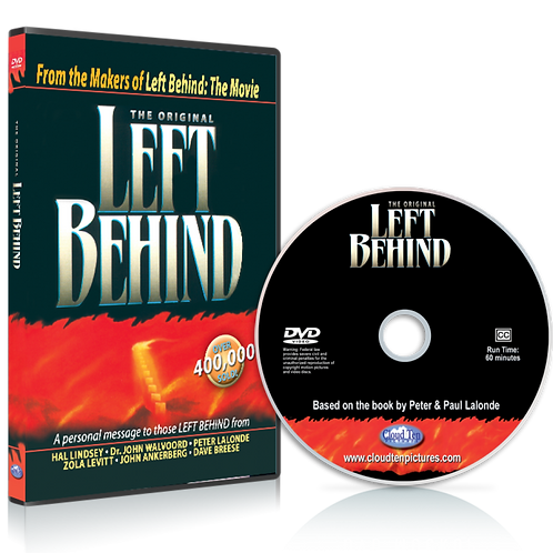 Original Left Behind Docudrama (DVD)