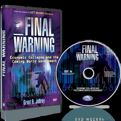 Final Warning (DVD)