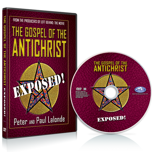 Gospel Of The Antichrist (DVD)