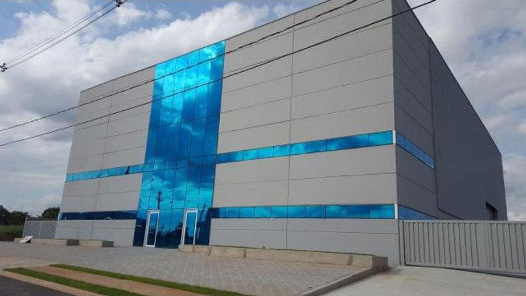 LOCAÇÃO - Galpão Novo -  1.258,00 m2