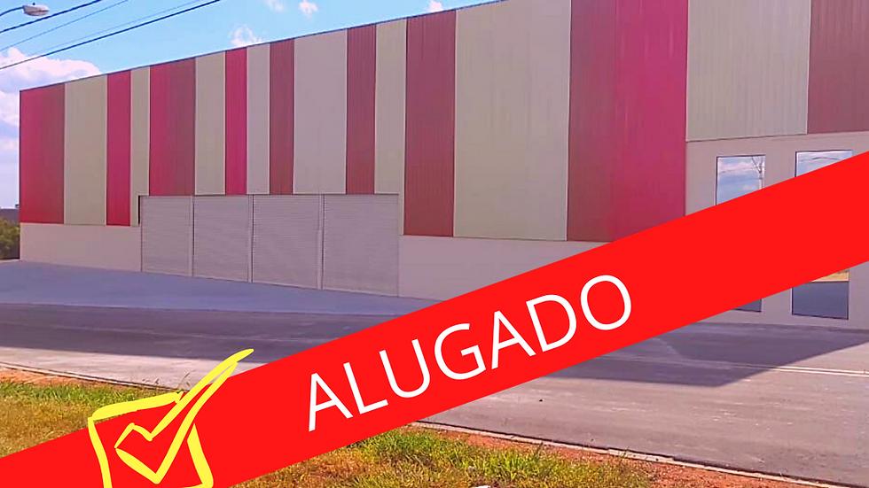 ALUGADO - Galpão - 2.330 M2