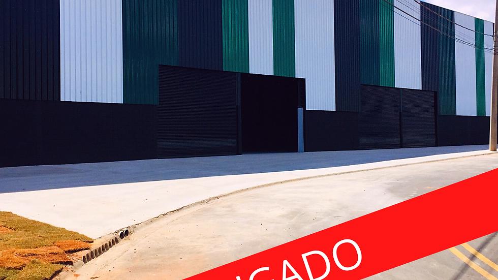 ALUGADO - Galpão - 2.330 Mts
