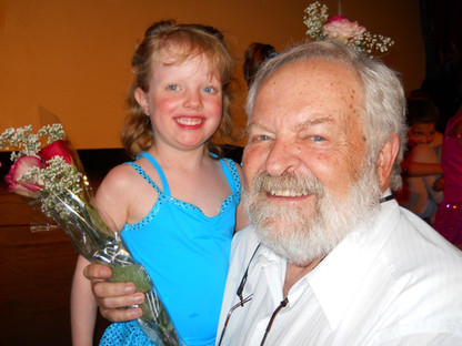 Sheridan and Grandpa