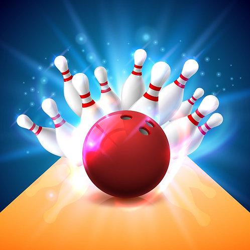 Family Bowling Night w/ Raffle Tickets
