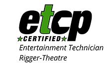 Entertainment Technician Rigger-Theatre.
