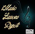 iMusic Lessons Depot MIDI Logo_Org sm.jp