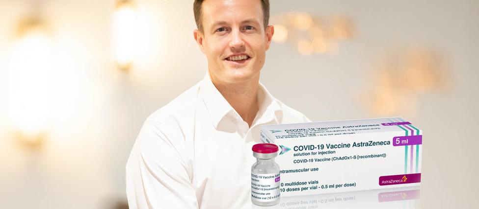 ซีอีโอ AstraZeneca ร่อนจดหมายเปิดผนึก สัญญาส่งวัคซีนให้ไทย 5-6 ล้านโดสต่อเดือน