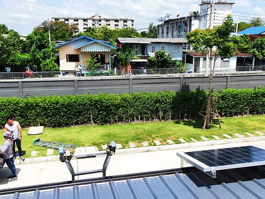 บอกลาบ้านร้อนด้วยระบบโซลาร์เซลส์ ติดตั้งวันเดียวจบกับ Sol N Tech