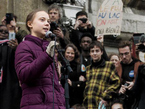 Greta Thunberg และภาพลวงตาของโลกธุรกิจจากงาน WEF 2020