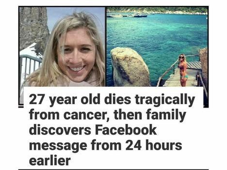 แด่ Holly Butcher แรงบันดาลใจและเหตุผลที่เรามีชีวิตอยู่