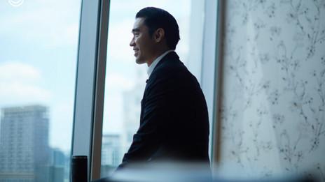 A Never-ending Competition นักธุรกิจผู้เชื่อเรื่องการตั้งคำถามยาก การทำงานหนัก และหัวใจที่รักองค์กร