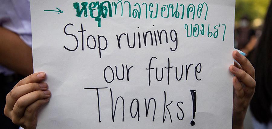 ความเหลื่อมล้ำของคนต่างรุ่น และการขูดรีดอนาคตที่คนรุ่นใหม่จะไม่ทน